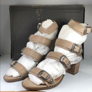 Frye Women's Danica Sandals - Gray 11M